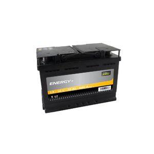 BATTERIE VÉHICULE Batterie 72 Ah 640 A/EN dimensions 270 x 175 x 190