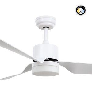 VENTILATEUR DE PLAFOND Ventilateur de Plafond LED Minimal Silencieux avec