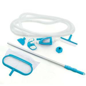 ENTRETIEN DE PISCINE Intex Kit d'entretien pour piscine Deluxe 28003