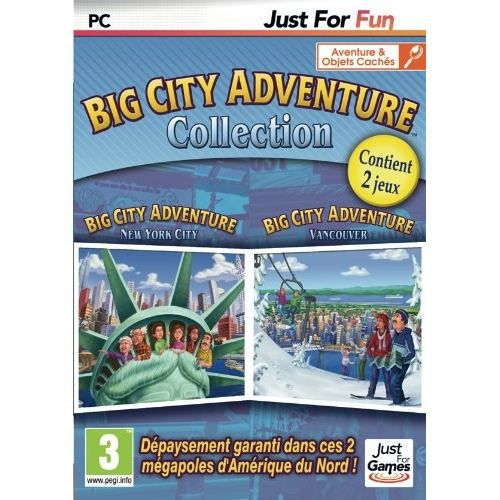Big city adventure collection