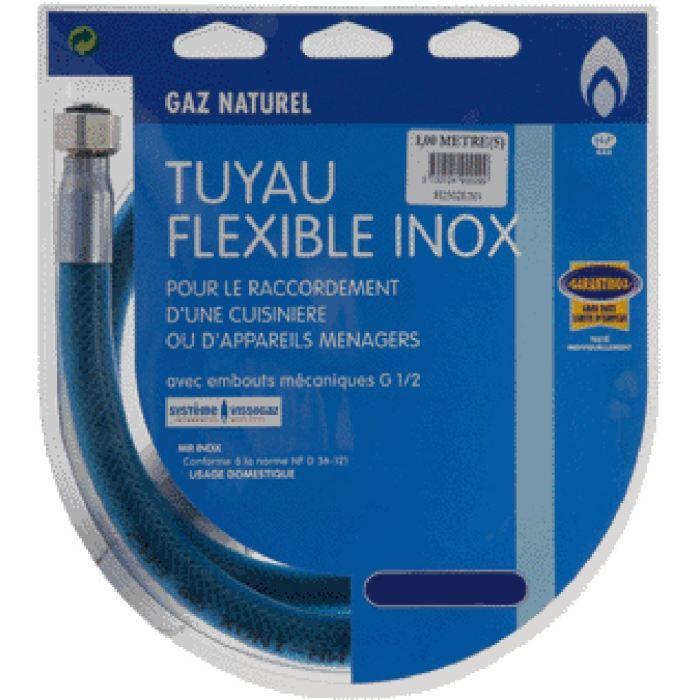FLEXIBLE GAZ NATUREL ILLIMITE 1.50M