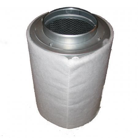 Filtre à charbon 150mm 420m3-H