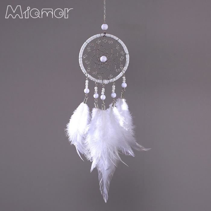 CARILLON A VENT - CARILLON EOLIEN,MIAMOR carillons rêves et éoliens rose et blanc - Type White