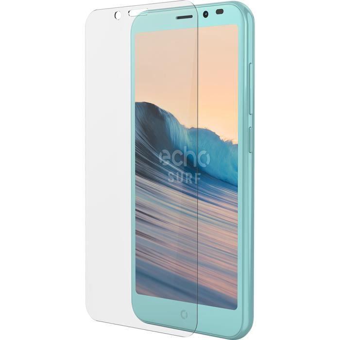 Protége-écran en verre trempé pour Echo Surf