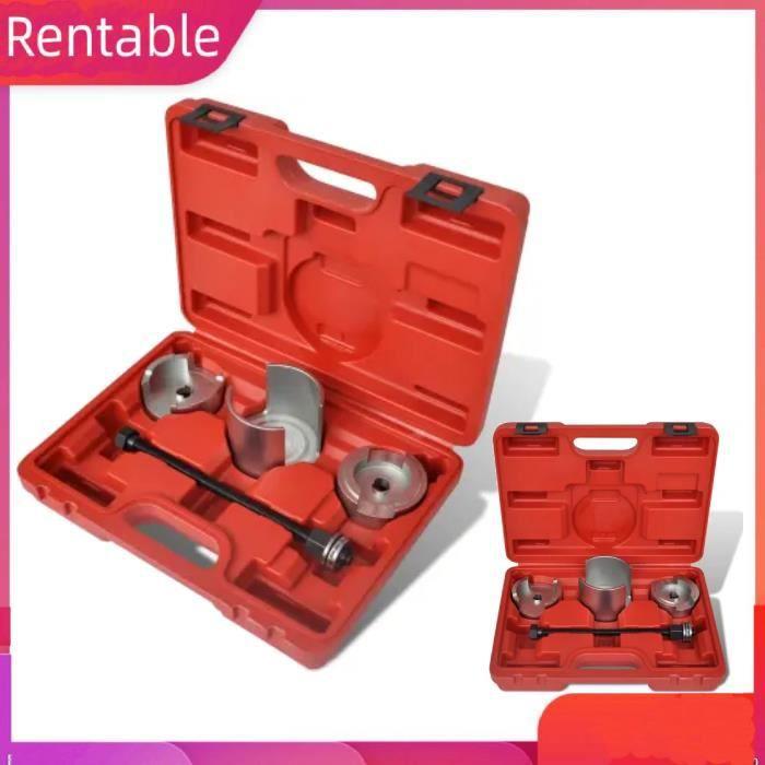 LesSaisons© Equipement de garage Kit d'outils pour roulement d'essieu arrière Renault Laguna