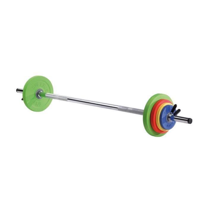 SVELTUS - Kit Fit'us 16 kg