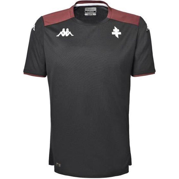 Kappa - Maillot Abou Pro 5 FC Metz Homme Noir