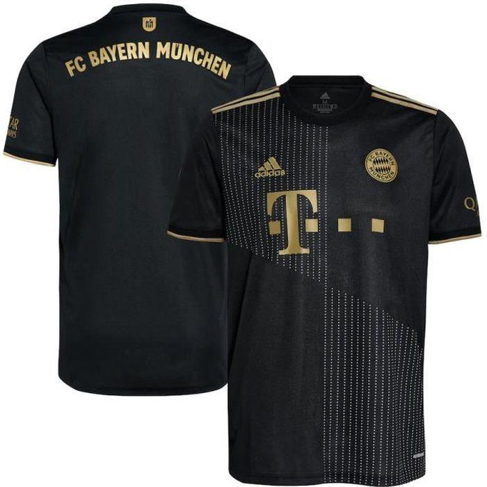 Nouveau Maillot de Foot Bayern Munich 2021 2022 Pas Cher pour Homme