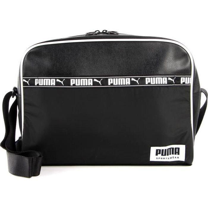 PUMA Campus Reporter Black [106283]