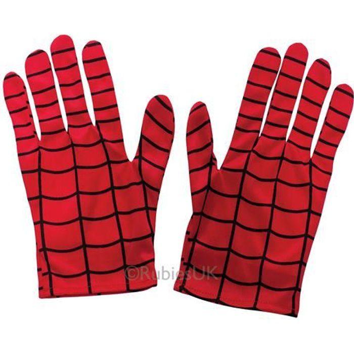 Horror-Shop Gants Spider-Man pour Enfants