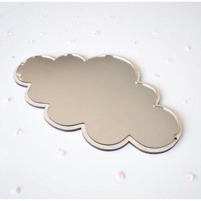 Lapin 3D Miroir Sticker Muraux De Acrylique Miroir en Forme de Licorne Pour D/écoratif B/éb/é Chambre