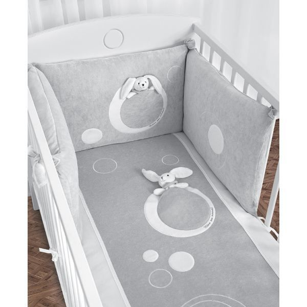 Tour de lit modulable 39 collection maxime 39 achat vente for Collection chambre bebe garcon