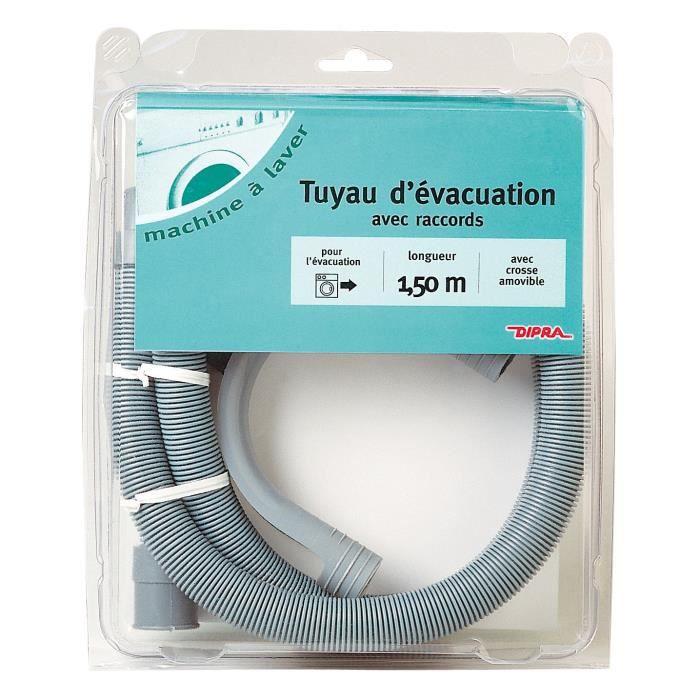 Bosch lave-vaisselle un tuyau de vidange Prise Extra Long eaux usées tuyau 4m 19 /& 22mm