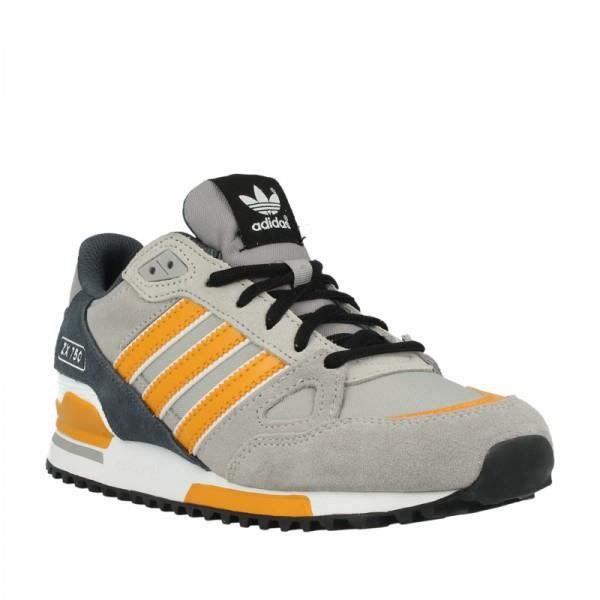 ADIDAS ZX 750 Gris Gris - Cdiscount Chaussures
