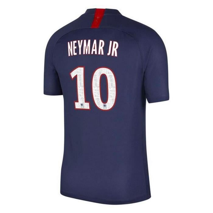 PSG T-Shirt Enfant Paris Officiel Bleu