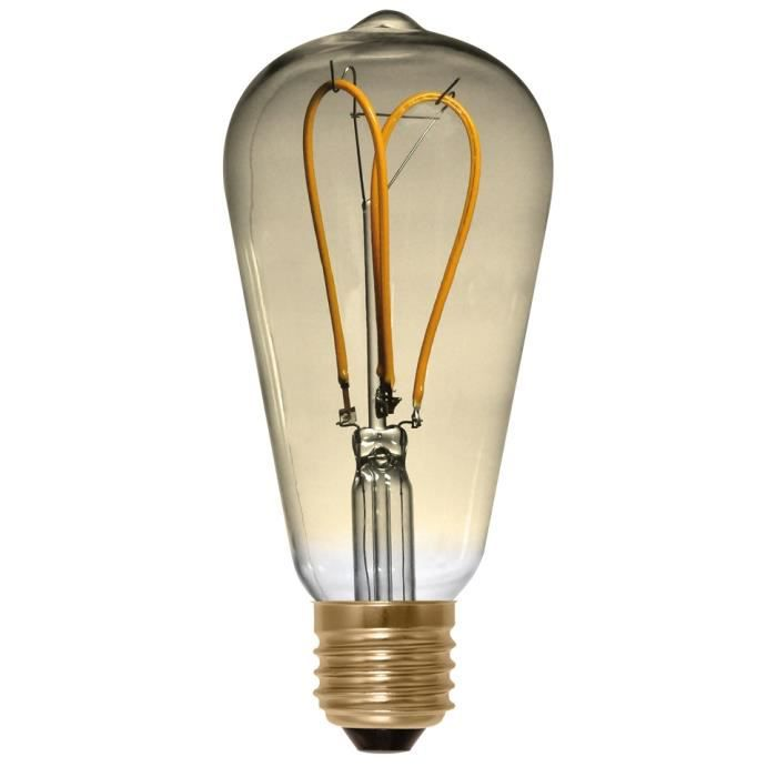 AMPOULE - LED Segula 50531, Blanc chaud, Or, B, 220-240, 50-60,