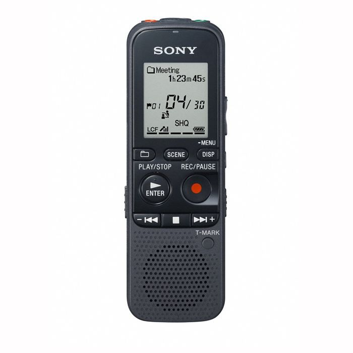 sony icd px312 dictaphone magnetophone prix pas cher. Black Bedroom Furniture Sets. Home Design Ideas