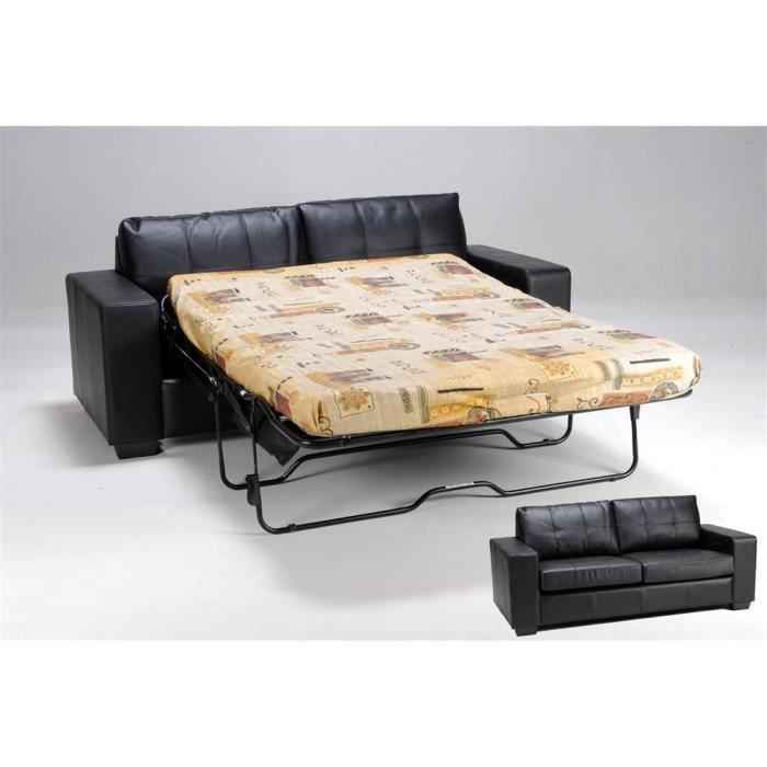 Canap 3 places convertible switsofa dana simil achat vente canap s - Cdiscount canape convertible 2 places ...