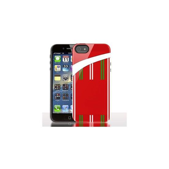 Coque iPhone 5s, 5, Se RCT, Coque telephone Rugby Toulon