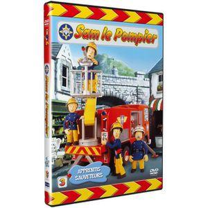 DVD DESSIN ANIMÉ DVD Sam le pompier, apprentis sauveteurs