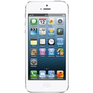 SMARTPHONE iPhone 5 16 Go Blanc Reconditionné - Comme Neuf