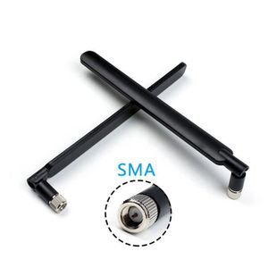 PIÈCE POUR FAIT-MAISON   2x 4G LTE Antenne Externe SMA Connecteur Adapté P