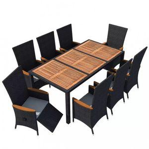 SALON DE JARDIN  ICAVERNE famille Ensembles de meubles d'exterieur