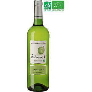 VIN BLANC Gérard Bertrand Autrement  2011 Sauvignon - Vin bl