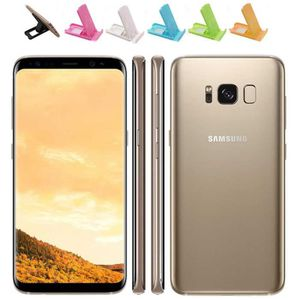 SMARTPHONE (D'or) 5.8'' Pour Samsung Galaxy S8 G950F 64GB Occ
