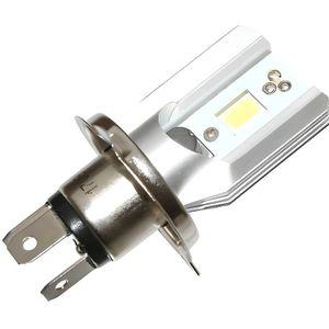"""PEUGEOT PARTNER TEPEE LED Blanc /""""commerce/"""" grand angle côté faisceau lumineux ampoules paire"""