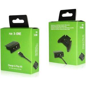 BATTERIE DE CONSOLE 2 Pcs Jeux vidéo Accessoires Batterie rechargeable