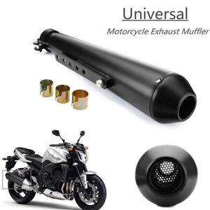Noir Universel Moto Car/énage Phare Capot avec Transparent /Écran Vent Bouclier Id/éal pour Classique Caf/é Coureur