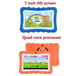 TABLETTE TACTILE 7  Tablette Tactile pour Enfant Orange