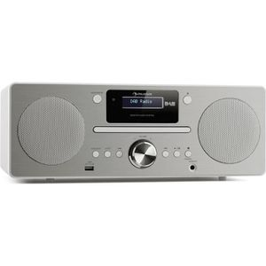 RADIO CD CASSETTE auna Harvard Micro chaîne stéréo DAB/DAB+ radio FM