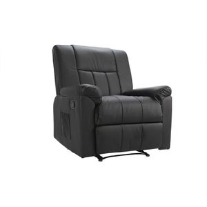 fauteuil achat vente fauteuil pas cher black friday le 24 11 cdiscount. Black Bedroom Furniture Sets. Home Design Ideas