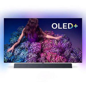 Téléviseur LED Philips 55OLED934 - Téléviseur OLED 4K Ultra HD 55