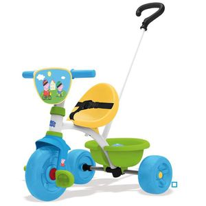TRICYCLE PEPPA PIG Tricycle Be Move