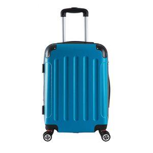 VALISE - BAGAGE WOLTU Valise cabine avec 4 roulettes solide,Bagage