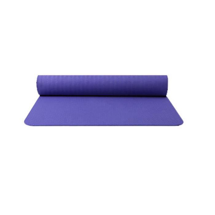Tapis de yoga Tapis de yoga classique Pro TPE Tapis d'exercice de fitness antidérapant écologique gh1866