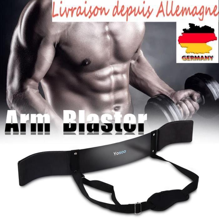 Biceps Isolator Poignées d'entraînement Blaster Isolateur pour biceps-triceps