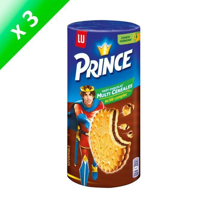 [LOT DE 3] Prince Multicéréales 293g