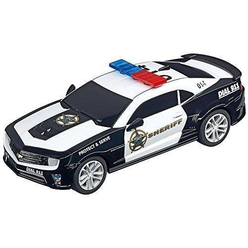 Voiture Carrera Go!!! 2015 Chevrolet Camaro ZL1 -Sheriff-