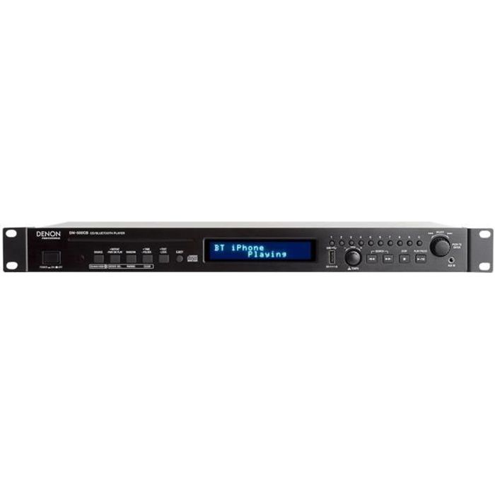 Denon DN-500CB Lecteur de CD