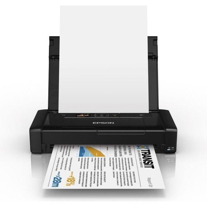 Epson Workforce Wf 100W Imprimante