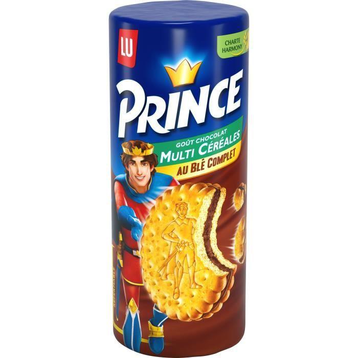 Prince Multicéréales 293g