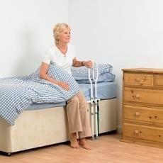 Barre d appui de lit aide à se redresser, et à se coucher dans son lit