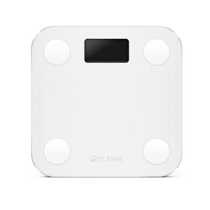 YUNMAI Balance, pèse-personne Mini 1501 Bluetooth 4.0 Smart Fat Scales