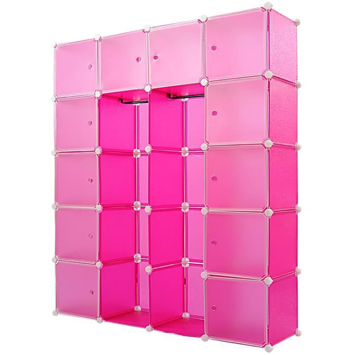 tag res bleues penderie plastique 8 casiers 1 achat vente etag re murale tag res roses. Black Bedroom Furniture Sets. Home Design Ideas