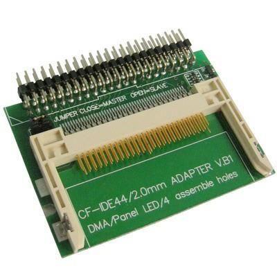 CÂBLE INFORMATIQUE Adaptateur CF (compact flash) vers disque dur 2.5
