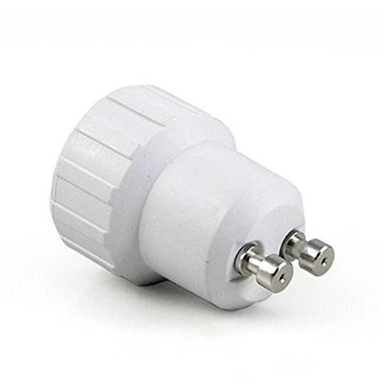 40 GU10 à videoprojecteur ampoule GU5.3 Base Socket Titulaire convertisseur adaptateur lampe